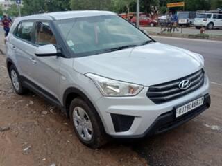 2017 Hyundai Creta 1.6 VTVT E