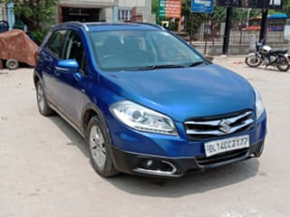 2015 Maruti S Cross DDiS 320 Alpha