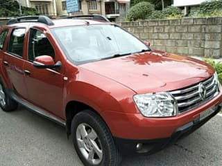 2014 Renault Duster 85PS Diesel RxL Option