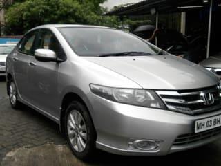 2013 Honda City 1.5 V MT Sunroof