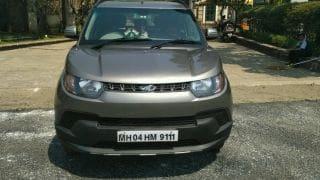 Mahindra KUV 100 mFALCON D75 K6 Plus