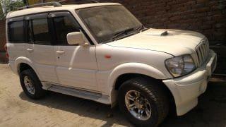 Mahindra Scorpio S10 7 Seater