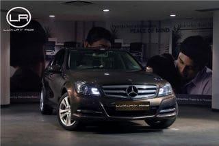 Mercedes-Benz New C-Class 220 CDI AT