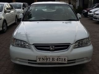 2002 Honda Accord Hybrid