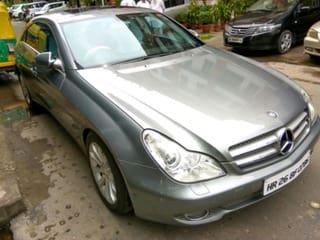 2010 Mercedes-Benz CLS-Class 2006-2010 350 CDI