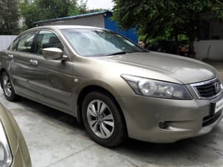 2010 Honda Accord 2.4 Elegance M/T