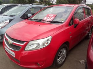 2014 Chevrolet Sail Hatchback 1.3 TCDi