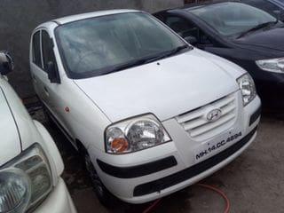 2010 Hyundai Santro GLS II - Euro II