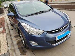 2015 Hyundai Elantra SX AT