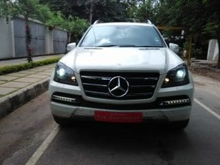 2011 Mercedes-Benz GL-Class 350 CDI Luxury