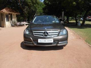 2014 Mercedes-Benz C-Class C 220 CDI BE Avantgarde