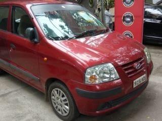 2010 Hyundai Santro Xing GLS