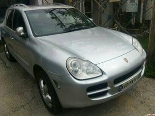 2005 Porsche Cayenne Turbo S