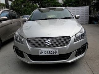 2015 Maruti Ciaz ZDi Option