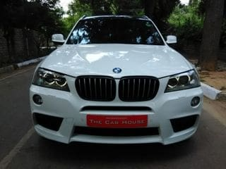 2012 BMW X3 xDrive20d Advantage Edition