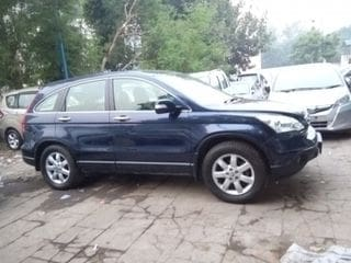 2009 Honda CR-V 2.4 AT