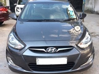 2013 Hyundai Verna CRDi 1.6 AT SX Plus