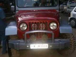 1996 Mahindra Jeep MM 540 DP