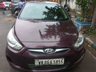 2011 Hyundai Verna 1.4 CRDi