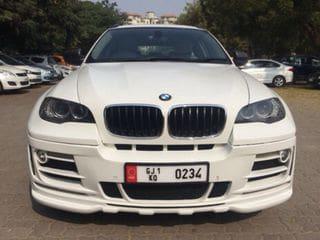 2012 BMW X6 xDrive 40d M Sport