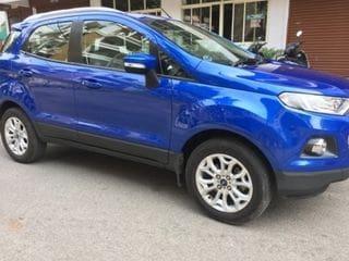 2017 Ford EcoSport 1.5 Ti VCT MT Titanium