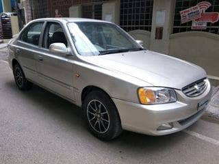 2007 Hyundai Accent CRDi