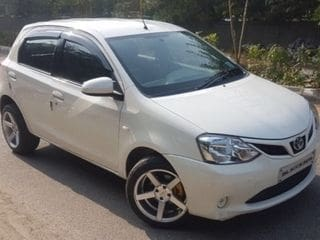 2016 Toyota Etios Liva GD