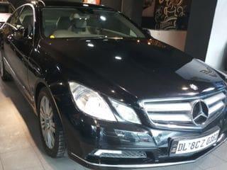 2013 Mercedes-Benz E-Class E350 Coupe