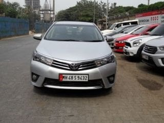 2015 Toyota Corolla Altis 1.8 G