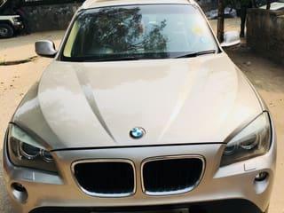2012 BMW X1 sDrive 20d Sportline