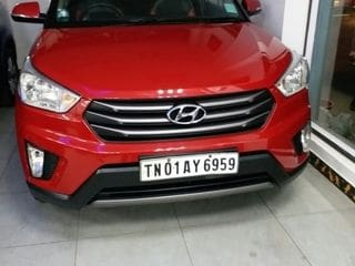 2015 Hyundai Creta 1.4 CRDi S