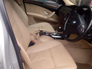 2008 BMW 5 Series 520d Luxury Line