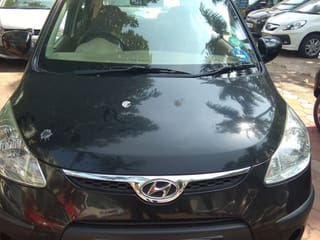 2010 Hyundai i10 Asta 1.2 AT with Sunroof