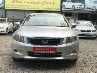 2009 Honda Accord 2.4 Elegance M/T