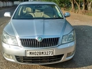 2009 Skoda Laura L and K AT
