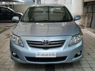2010 Toyota Corolla Altis GL