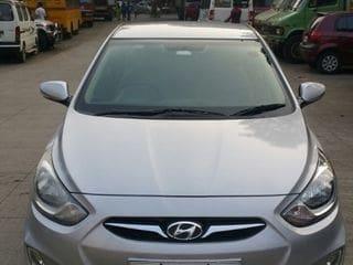 2011 Hyundai Verna Transform SX VTVT