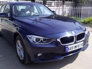 2014 BMW 3 Series 2011-2015 320d Prestige