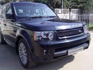 2012 Land Rover Range Rover Sport SE