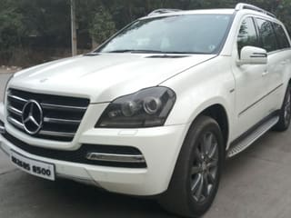 2012 Mercedes-Benz GL-Class 350 CDI Luxury