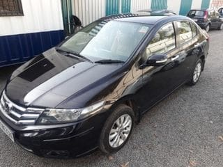 2013 Honda City V MT