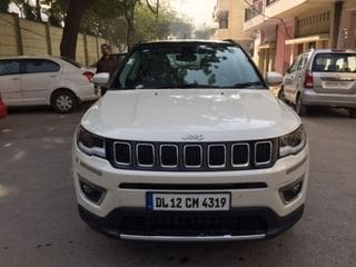 2017 Jeep Compass 2.0 Limited Option 4X4