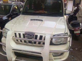 2014 Mahindra Scorpio VLX 2WD AIRBAG BSIII