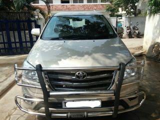 2013 Toyota Innova 2.5 VX (Diesel) 7 Seater