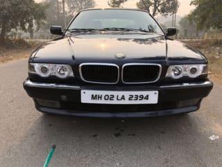 2004 BMW 7 Series 750Li