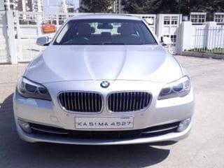 2010 BMW 5 Series 2003-2012 525d