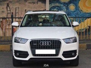 2013 Audi Q3 2.0 TDI Quattro