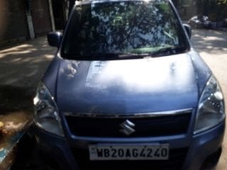 2015 Maruti Wagon R VXI BS IV with ABS