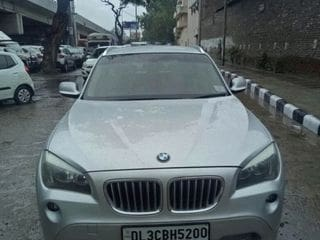 2011 BMW X1 2010-2012 sDrive 18i