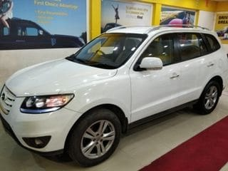 2011 Hyundai Santa Fe 4WD AT